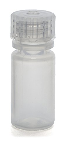 4mL Rigid Plastic Reagent Bottle with Narrow Mouth (0.33