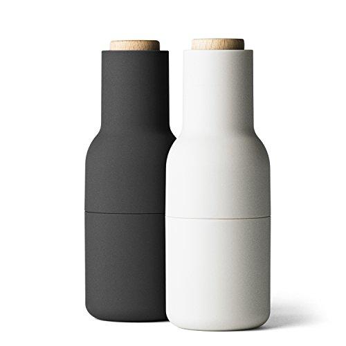 (Bottle Grinder, small, carbon/ash set)