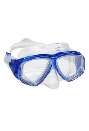Speedo Adult Adventure Mask, Blue, One Size