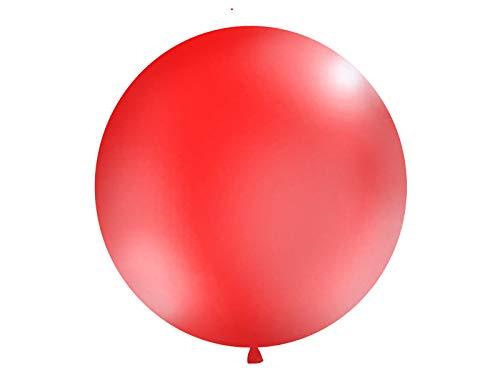 SKYLANTERN Skylandtern - Balón Gigante, Color Rojo: Amazon.es: Hogar
