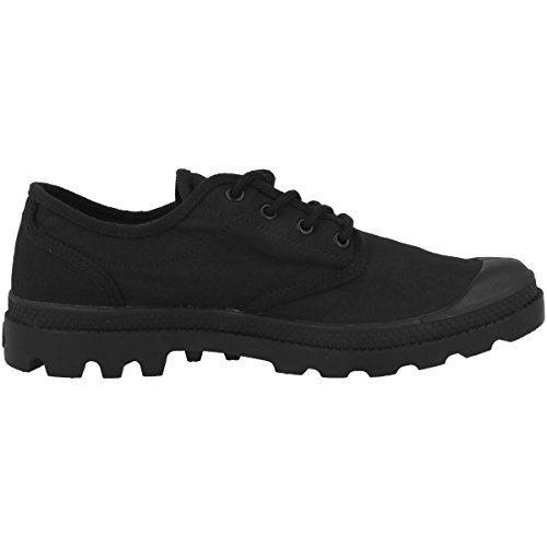 Pampa 001 Palladium Black 75758 TC Unisex Schuhe Originale black OX rrF5nx