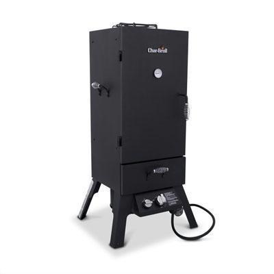 Char-Broil 12701705 CB CB600X LP Vertical Smoker