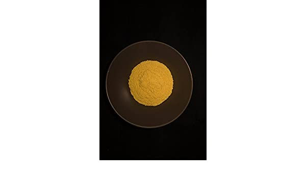 Mostaza amarilla molida a granel - 100 grs: Amazon.es: Alimentación y bebidas