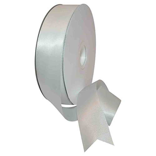 Morex Ribbon 08838/00-000 Double Face Satin Polyester Ribbon, 1 1/2