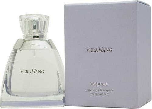 Vera Wang Sheer Veil By Vera Wang For Women. Eau De Parfum Spray 1.7 oz