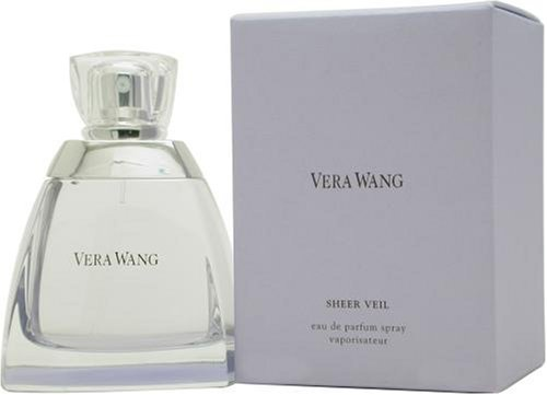 (Vera Wang Sheer Veil By Vera Wang For Women. Eau De Parfum Spray 1.7 oz)