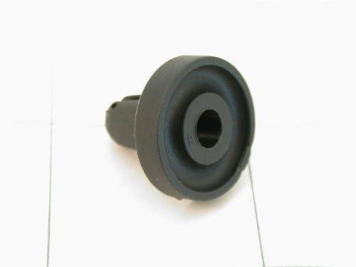 BMW 74-97 plastic Plug-In Nuts 4 License Plate Screw mount retainer e30 e32 e34