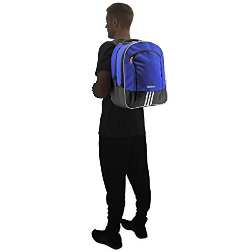 278f92a99eb Amazon.com   adidas 5134403 Striker Team Backpack, Cobalt, One Size   Basic  Multipurpose Backpacks   Sports   Outdoors