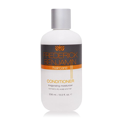 Frederick Benjamin Natural Hydrating Moisturizing Conditioner  Cools And Invigorates Hair For Itch Free Scalp  8 Ounce