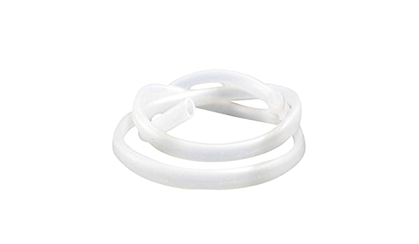 Milk Beer Coffee Hose Tube Pipe,-60℃~280℃,8MM ID x 12MM OD Food Grade Silicone