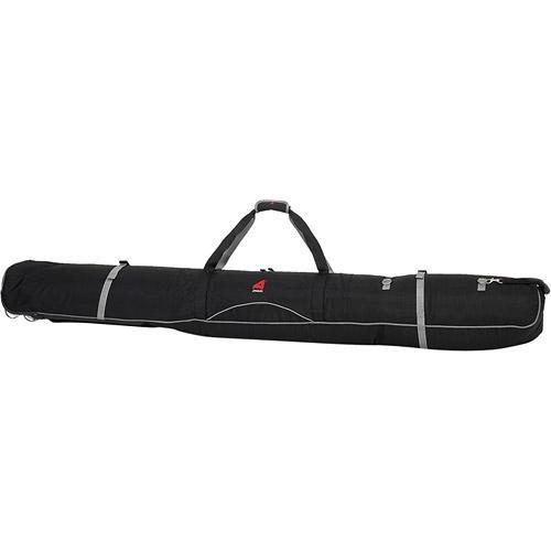 Athalon Padded Wheeling Double Ski Bag (Graffiti, (Athalon Double Ski Bag)