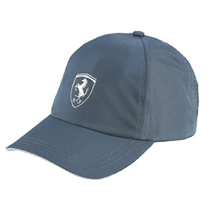 Ferrari - Gorra de béisbol para Mujer, Color Azul: Amazon.es ...