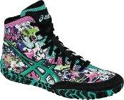 Asics Aggressor 2 LE GRAFFITI Wrestling Shoes - 11.5