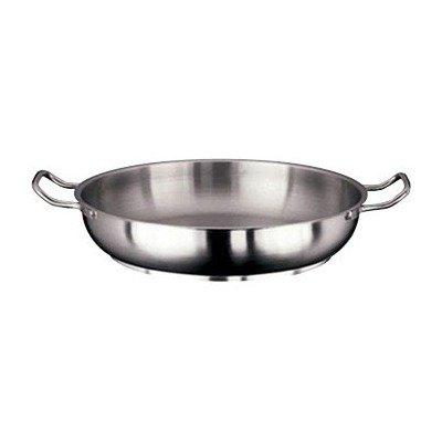 (Paella Pan, Stainless Steel -Dia 9 1/2'' X H 2''(1 Each/Unit))