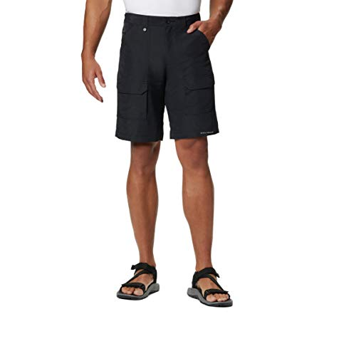 Columbia Men's Permit II Short, 36x10, Black]()
