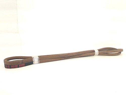 Belt Batwing (WOODS OEM FINISH MOWER BELT FOR  RD6000 PRD6000 Part #1001244)