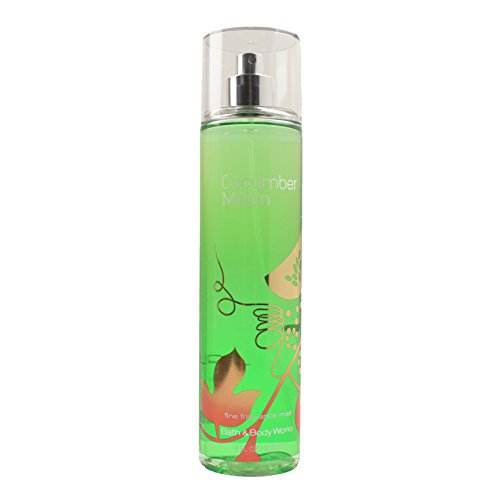 - Bath & Body Works Cucumber Melon Fine Fragrance Mist, 8 Ounce
