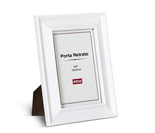Porta Retrato One Madeira Etna 13x18cm