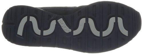 Berger Coil R1 Basic - Zapatillas de cuero para hombre Azul (Blue)