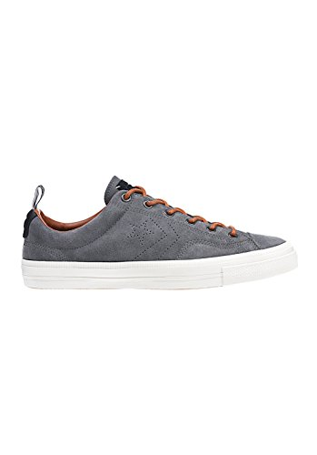 Premium OX Grau Sneaker Suede Converse Grey Player Herren Star pvqxpaER