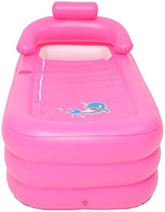 シャワー温水浴槽ポータブルバスタブにタブを浸漬大人の幼児用ポータブル折り畳み式のバスタブ、