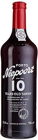 Niepoort - Vino tinto 10 años Oporto, 750 ml