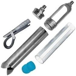 [해외]AMS 421.08 2.25 x 10 Complete Stainless Steel Soil Recovery Auger / AMS 421.08, 2.25 x 10 Complete Stainless Steel Soil Recovery Auger