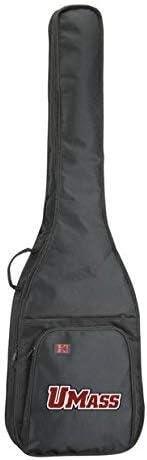 NCAA Collegiate Bass Guitar Bag UMass Minutemen