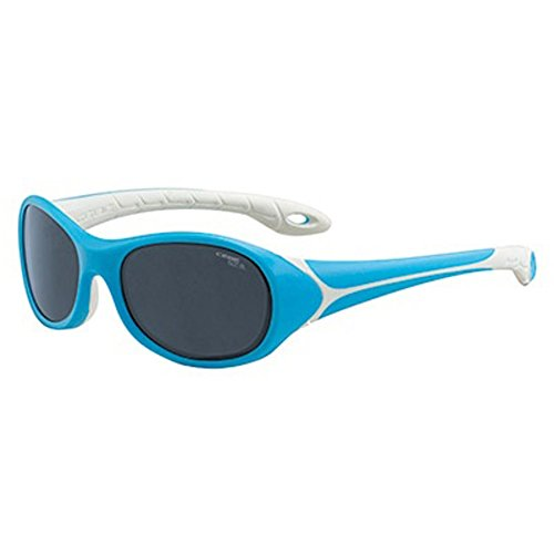 Cebe Junior CBFLIP19 Blue Blue Flipper Wrap Sunglasses Lens Category 3 Size - Cebe Sunglasses