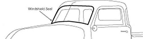 Impala Bob's 1947-1953 Chevy/GMC Windshield Seal, Deluxe Cab