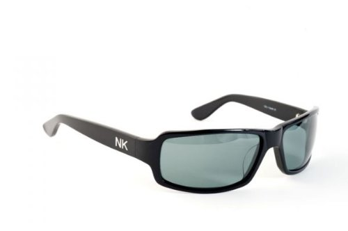 Magnifique Readers - Nomi K Men's Sunwear NKM3 c1 (Black) - Non Vs Polarized Sunglasses