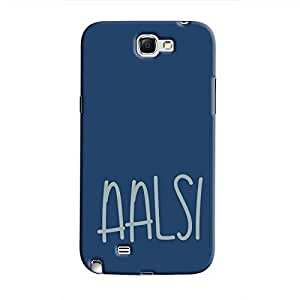Cover It Up - Aalsi Galaxy Note 2 N7100 Hard Case