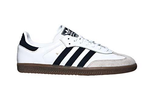 White Derby Navy Footwear Stringate crystal White collegiate Og Scarpe Samba Uomo Adidas xIzq0p7wn
