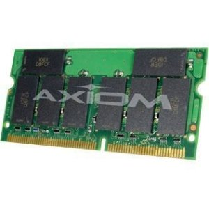 - Axiom Memory 2GB DDR SDRAM Memory Module AXR400N3Q/2GK