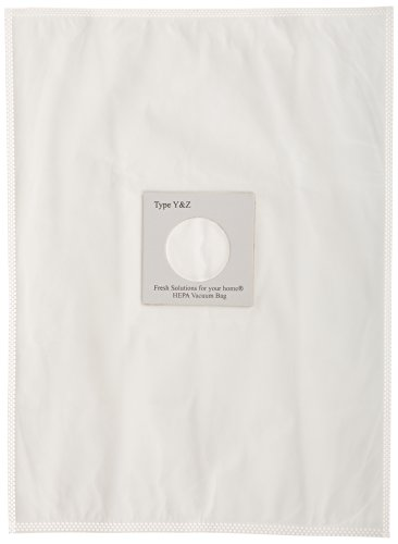 Hoover 70402 Hoover Y/Z HEPA Media Synthetic Vacuum Bags, Qty 2
