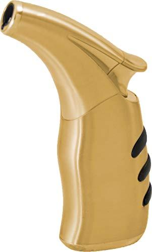 Fujima Micro Torch Flame Lighter Gold