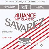 (Savarez. 540R Alliance Classical Guitar Strings, Standard Tension, Red Card (Limited Edition))