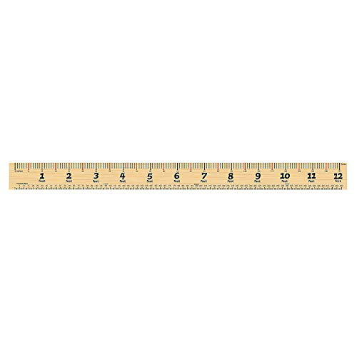 Fun Express - Step by Step Measurement Mat - Educational - Teaching Aids - Math - 1 Piece ()