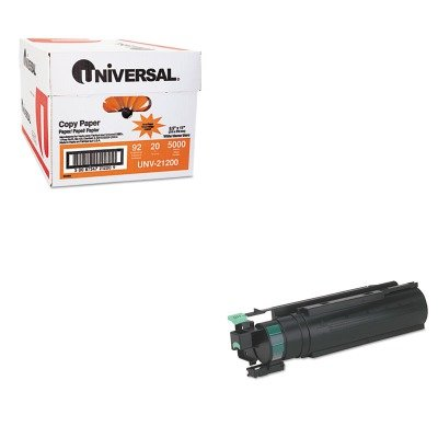 KITSAV9875UNV21200 - Value Kit - Savin 9875 Toner (SAV9875) and Universal Copy Paper (UNV21200)