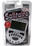 Mega Screen Solitaire Handheld Electronic Video Game