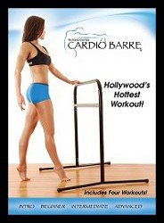 Cardio Barre: Four Workouts on One DVD by Richard Giorla