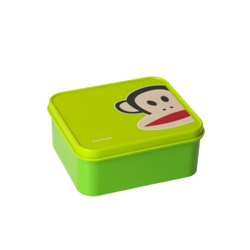 Paul Frank Lunch Box, Green