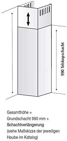 Best Bahía garantía para campanas extractoras (08841007) accesorios/acero inoxidable: Amazon.es: Grandes electrodomésticos