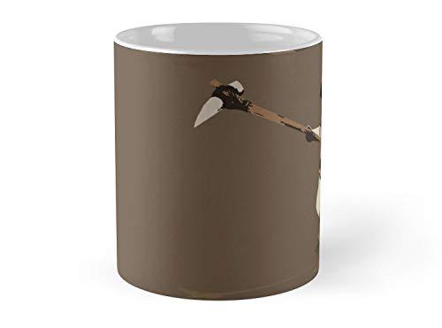 Army Mug Felyne Monster Hunter Mug - 11oz Mug - Features wraparound prints - Dishwasher safe - Made from Ceramic - Best gift for family friends -