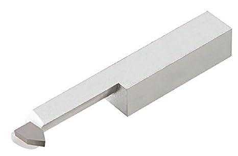 "Square Shank Diameter Full Radius Convex/""Style 1//2/"" Micro 100 FRT-8 Brazed Tool"