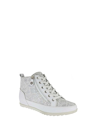 Enval 7930 Sneakers Donna Bianco 36