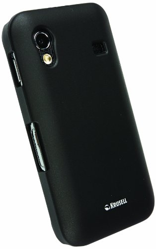 Krusell Colorcover Mobile Phone Cover Black
