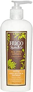 Hugo Naturals All Over Lotion Shea Butter and Oatmeal 8 fl oz (236 ml)