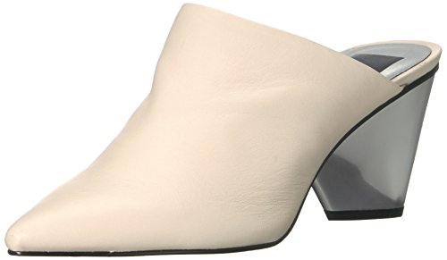 Dolce Vita Women's Adonis Mule Ivory Leather L5ceyyfYb