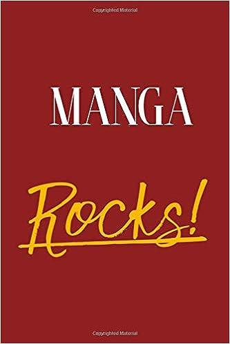 Manga rocks